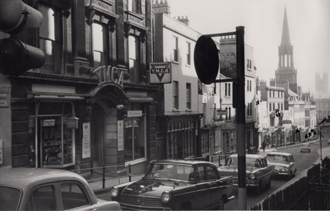 Archive image of YMCA