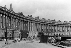 Archive image of Royal Crescent