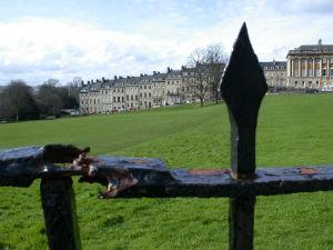 damaged railings