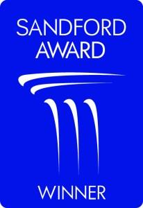 Sandford Award winner